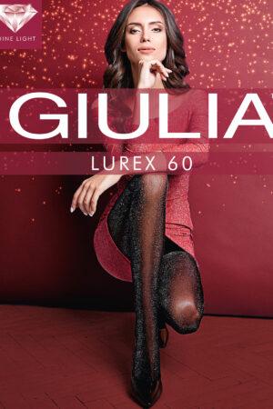 Блестящие колготки с люрексом LUREX 60 Giulia