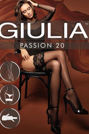 Классические чулки PASSION 20 чулки Giulia
