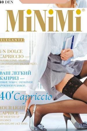 Классические чулки CAPRICCIO 40 чулки Minimi