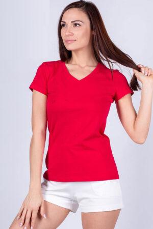 Женская футболка OXO KULIR 13 Classic V-вырез Oxouno