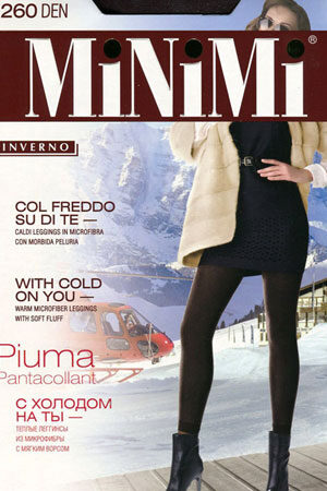 Piuma 260 XL леггинсы Minimi