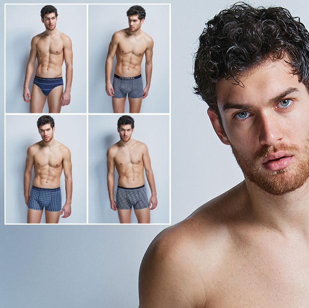 Мужское белье со скидками в интернет-магазине RedMega.ru